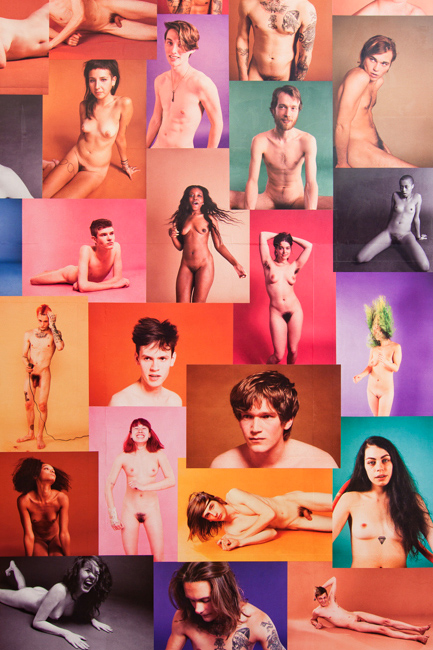 YEARBOOK NUDE SERIES - RYAN MCGINLEY