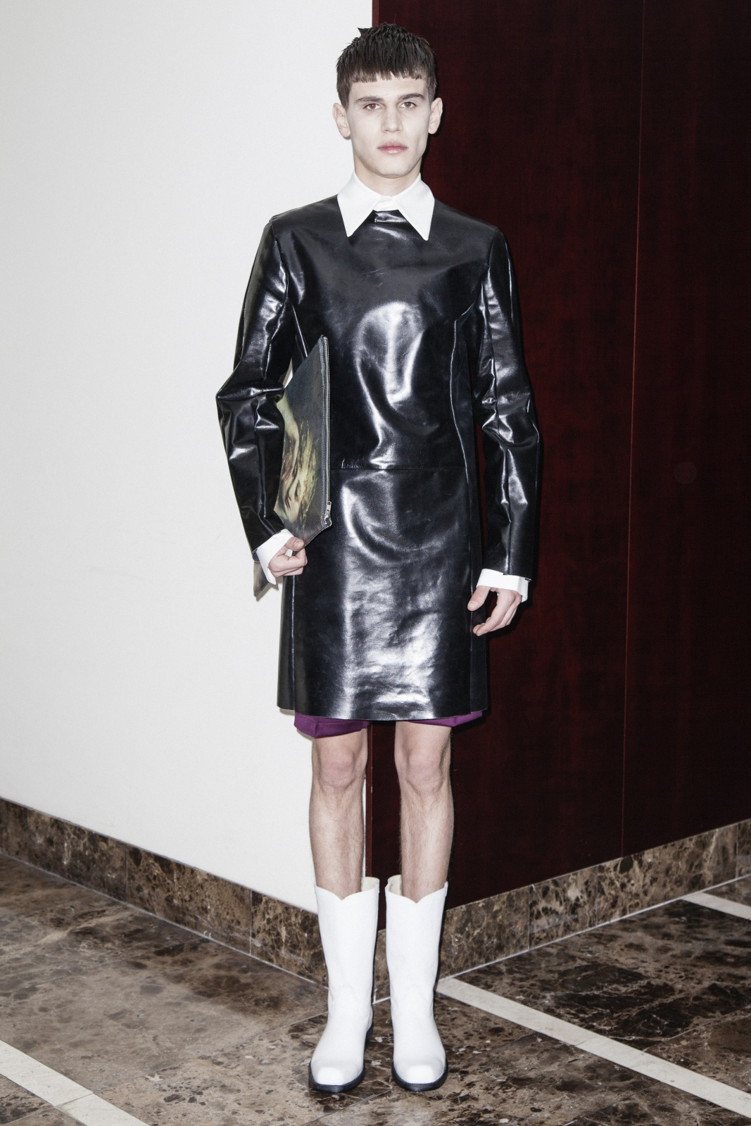Dimitri Arvanitis 2013 Autumn Winter - Crude Collection