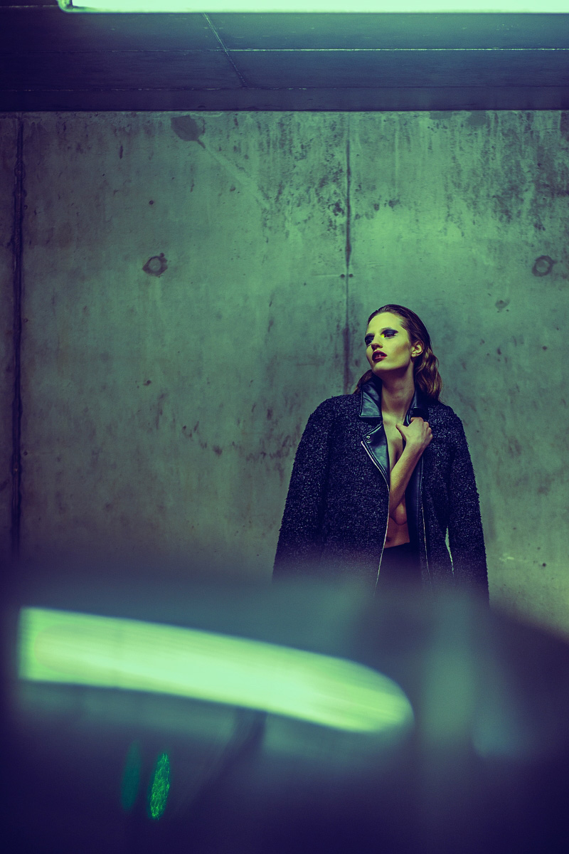 Julia Banas by Ben Banassi for CHASSEUR MAGAZINE