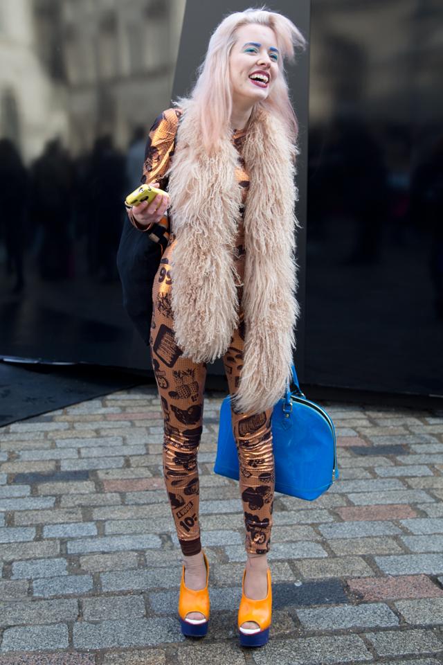 London Fashion Week Street Style Shots Part 2 Chasseur Magazine