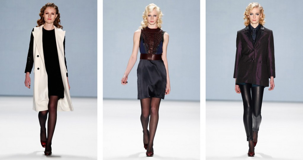 Rebekka Ruetz 2014 Autumn Winter Collection