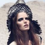 CHASSEUR WEBDITORIAL : ALISA AHMANN BY SILKE SCHLOTZ
