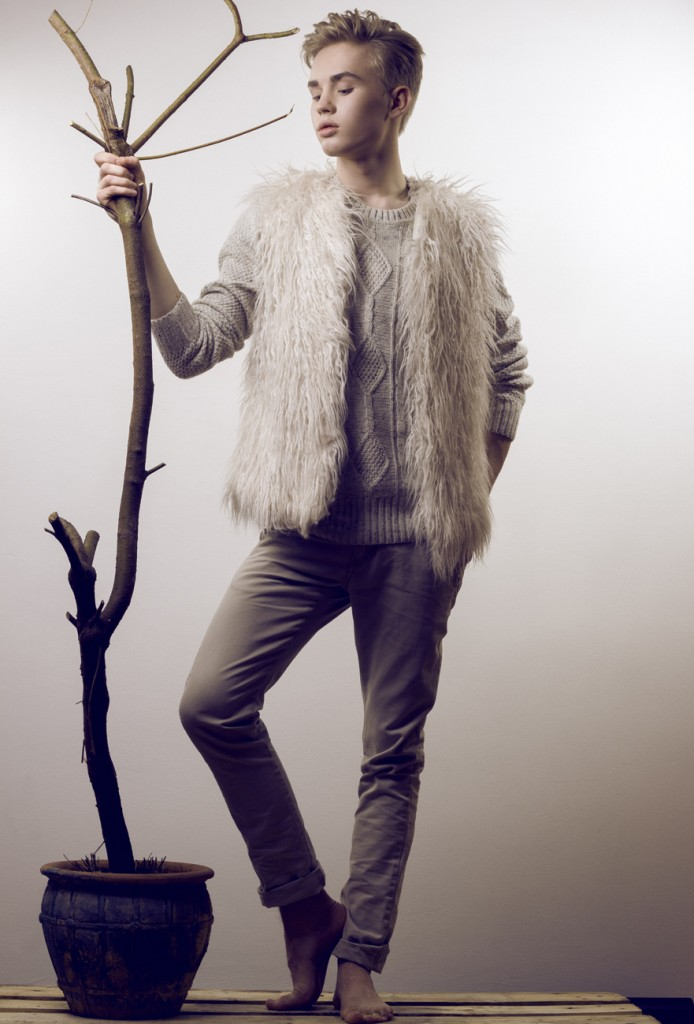 Dawid Czechowski by Witold Lewis for CHASSEUR MAGAZINE