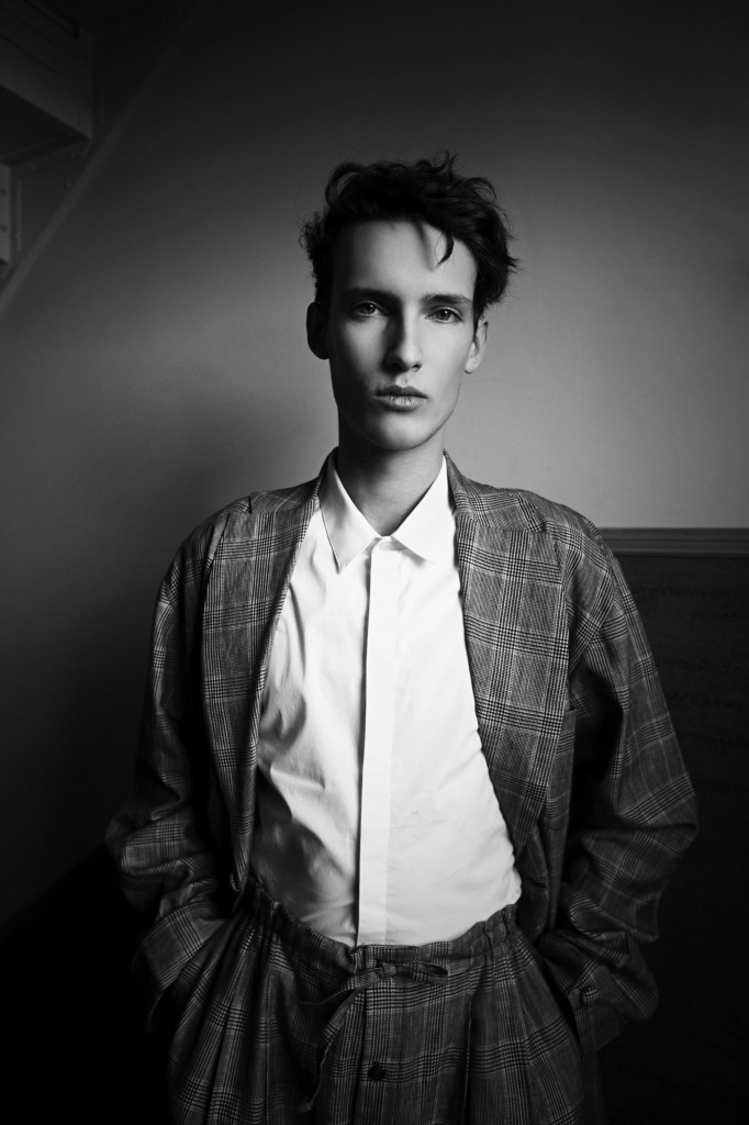 Dzhovani by Colby Blount for CHASSEUR MAGAZINE