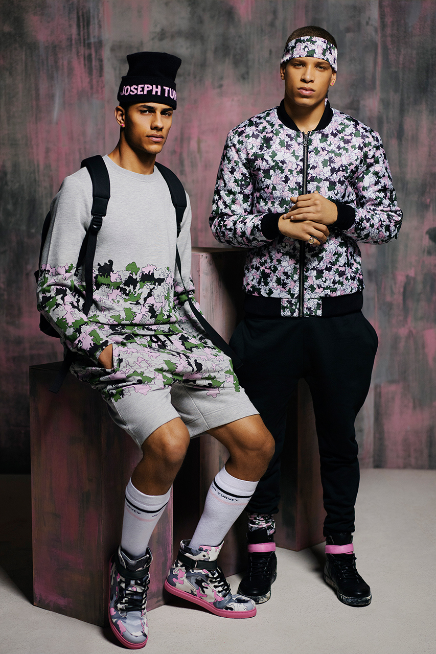 Joseph Turvey x River Island 2014 Spring Summer Collection