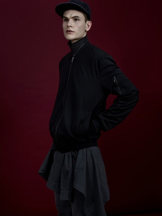 Damir Doma Silent 2014 Autumn Winter Collection (17)