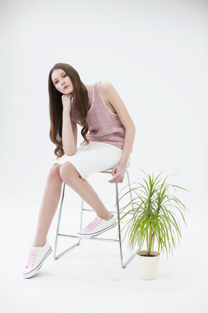 Jenna by Angelika Wierzbicka for CHASSEUR MAGAZINE