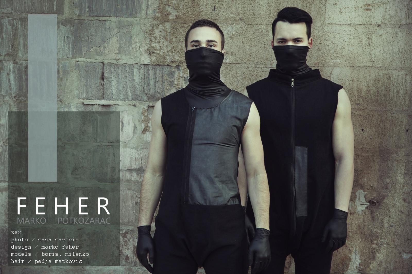 Marko Feher 2014 ENOUGH! Collection