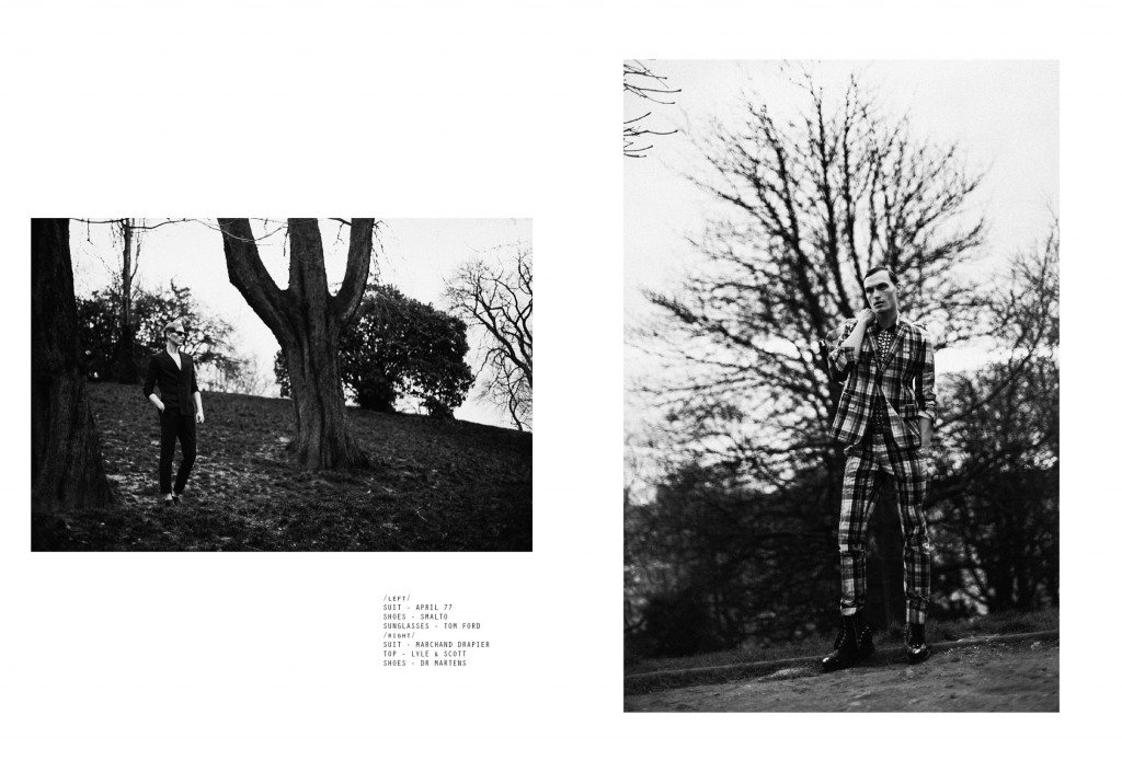Stay Until Then by Kay Smith © Chasseur Magazine issue #8
