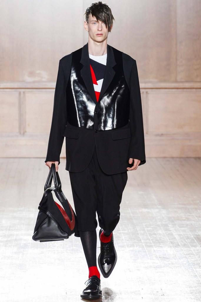 Alexander McQueen 2015 Spring Summer London Collections