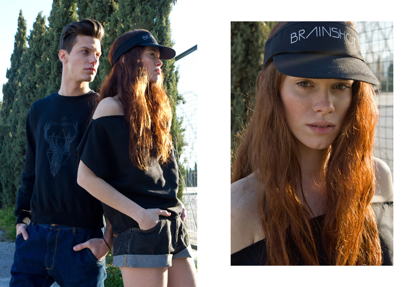 BRAINSHOT 2014 Spring Summer Collection