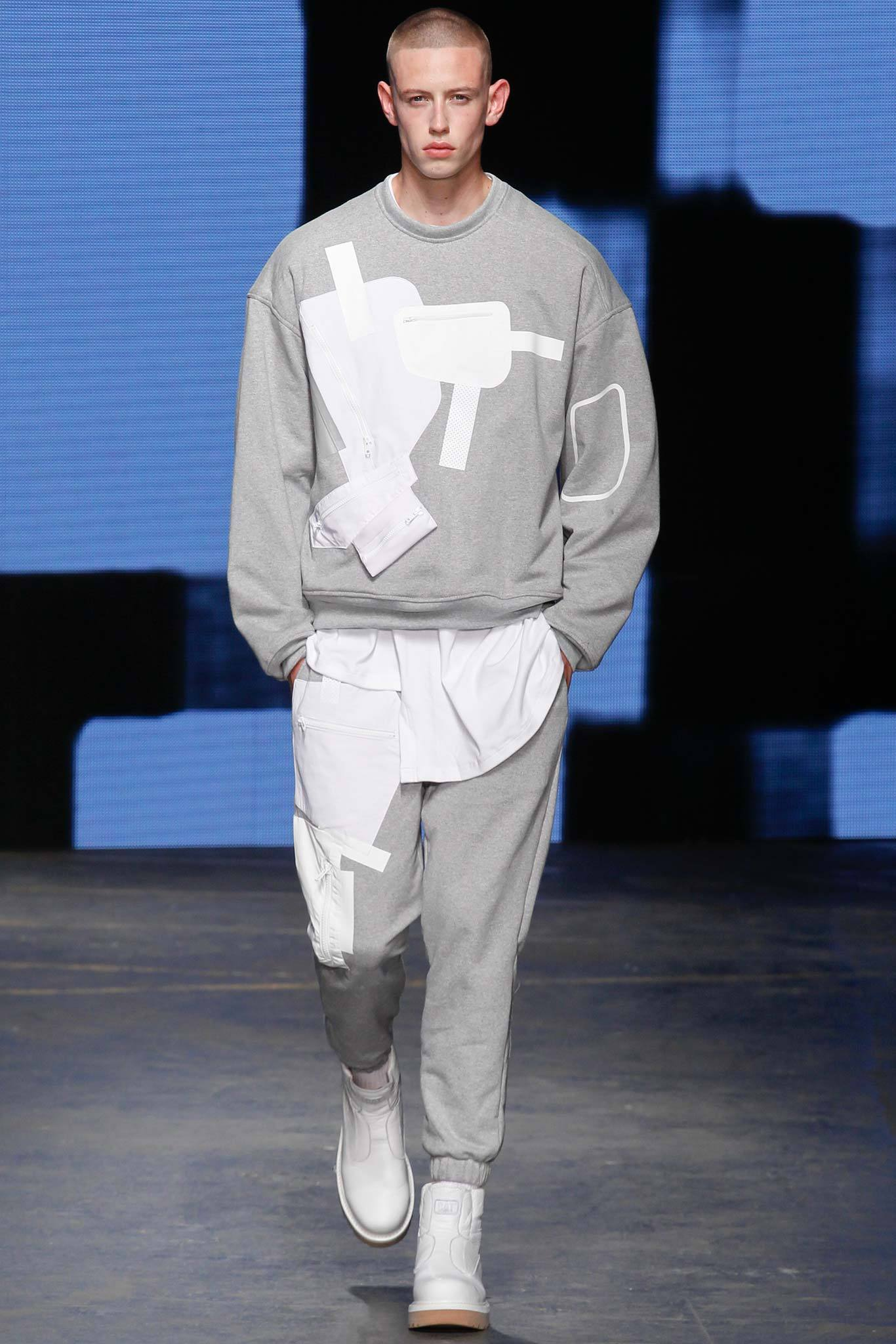 Christopher Shannon 2015 Spring Summer London Collections