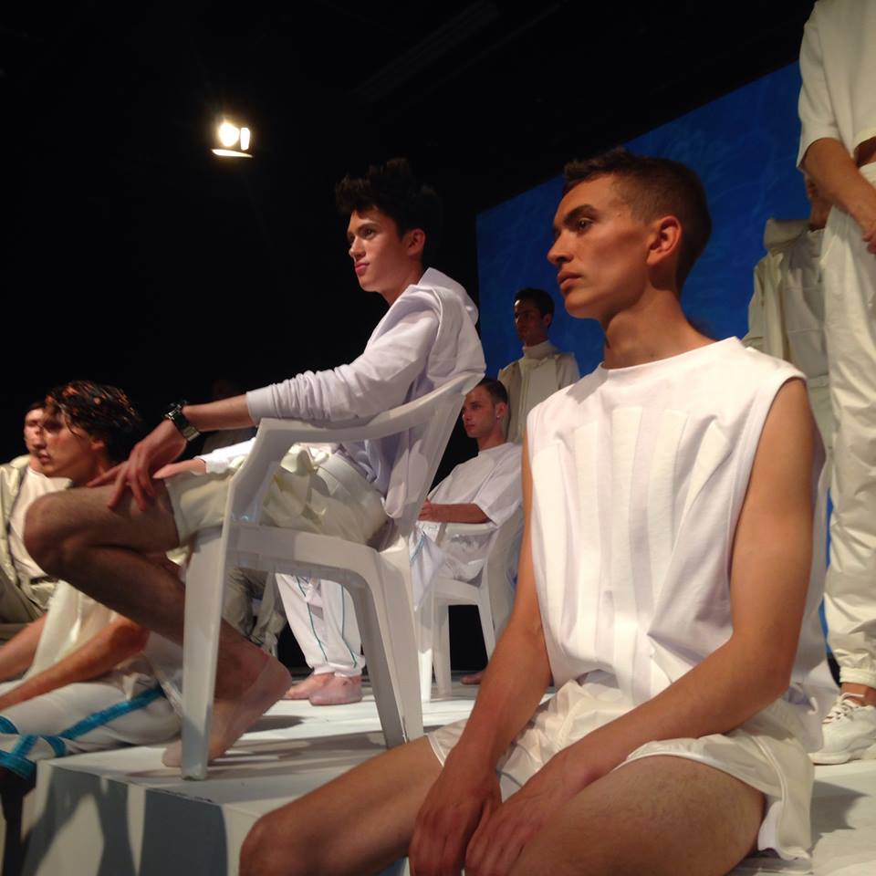 Cottweiler 2015 Spring Summer London Collections © CHASSEUR MAGAZINE