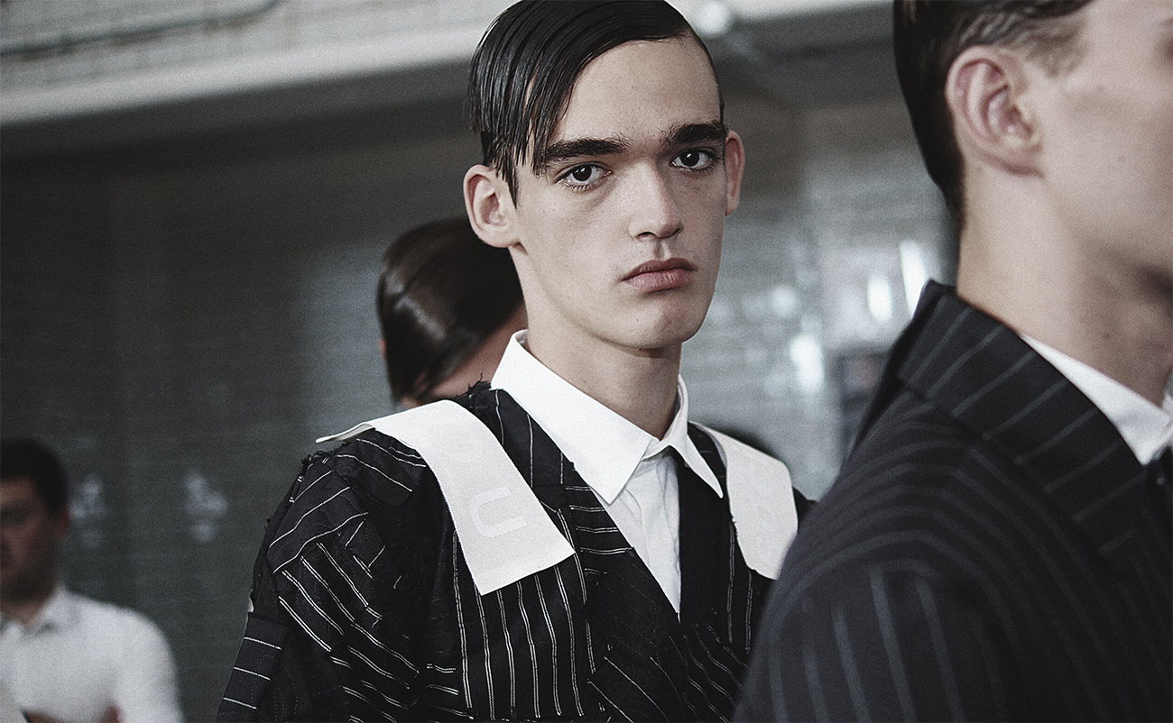 Matthew Miller 2015 Spring Summer London Collections © CHASSEUR MAGAZINE