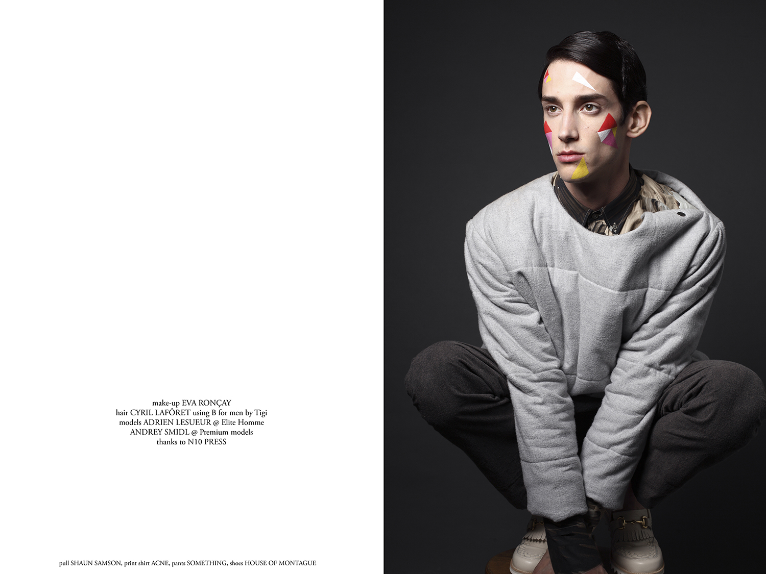 PLAYERS by Elodie Chapuis - CHASSEUR MAGAZINE