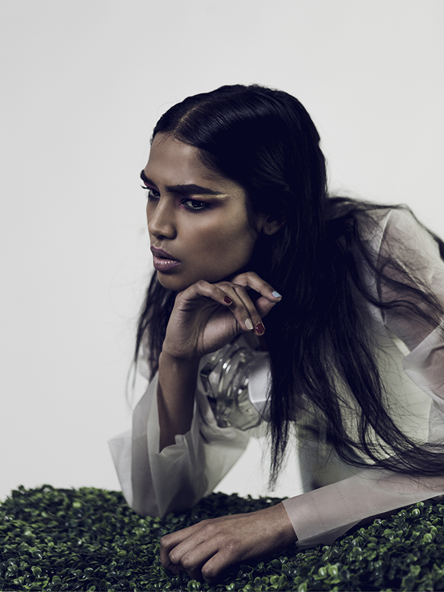 Shivani by Jane and Jane for CHASSEUR MAGAZINE