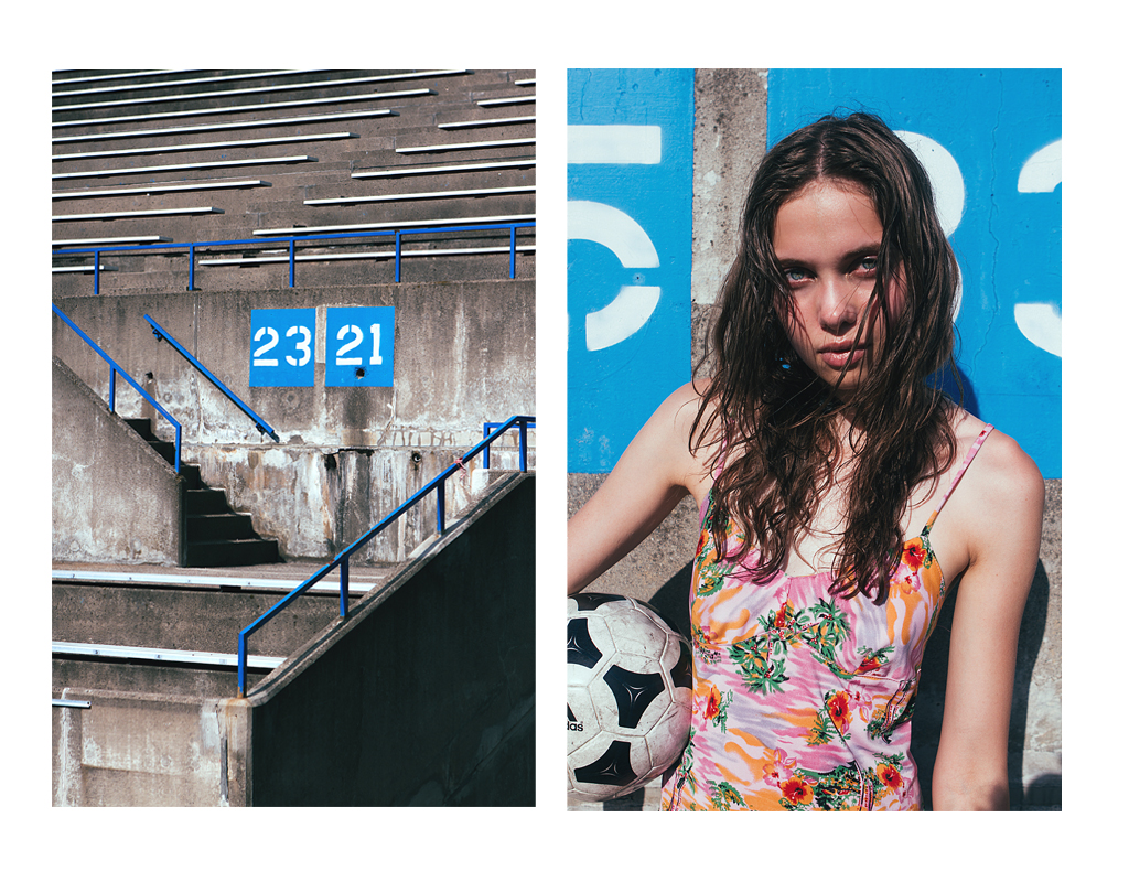 Sport + Play by Neva Wireko for CHASSEUR MAGAZINE