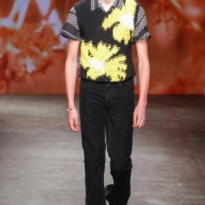 Topman Design 2015 Spring Summer London Collections