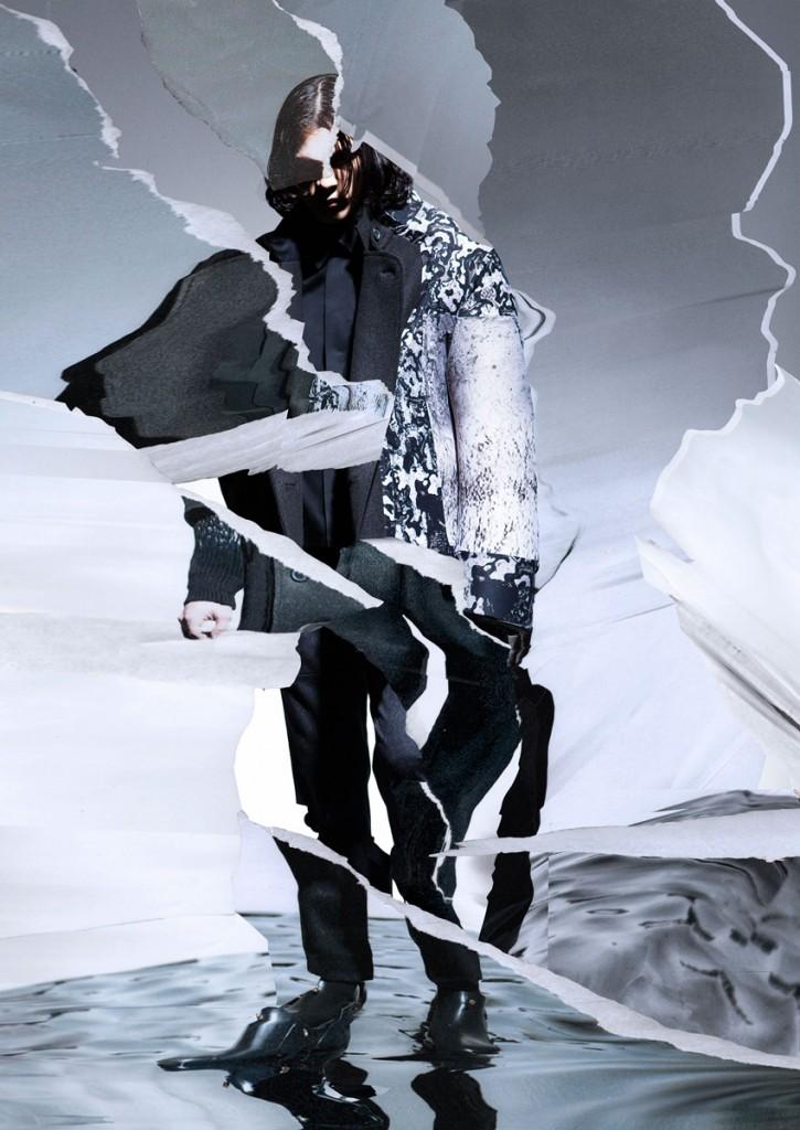 Andrea Cammarosano 2014 Autumn Winter Collection