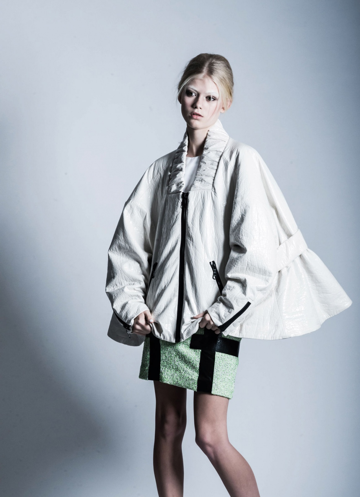 Camilla Damkjaer 2014 Autumn Winter Collection