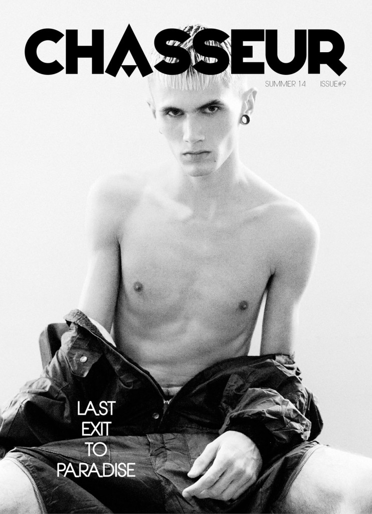 Chasseur issue 9 - Last Exit To Paradise - summer 2014