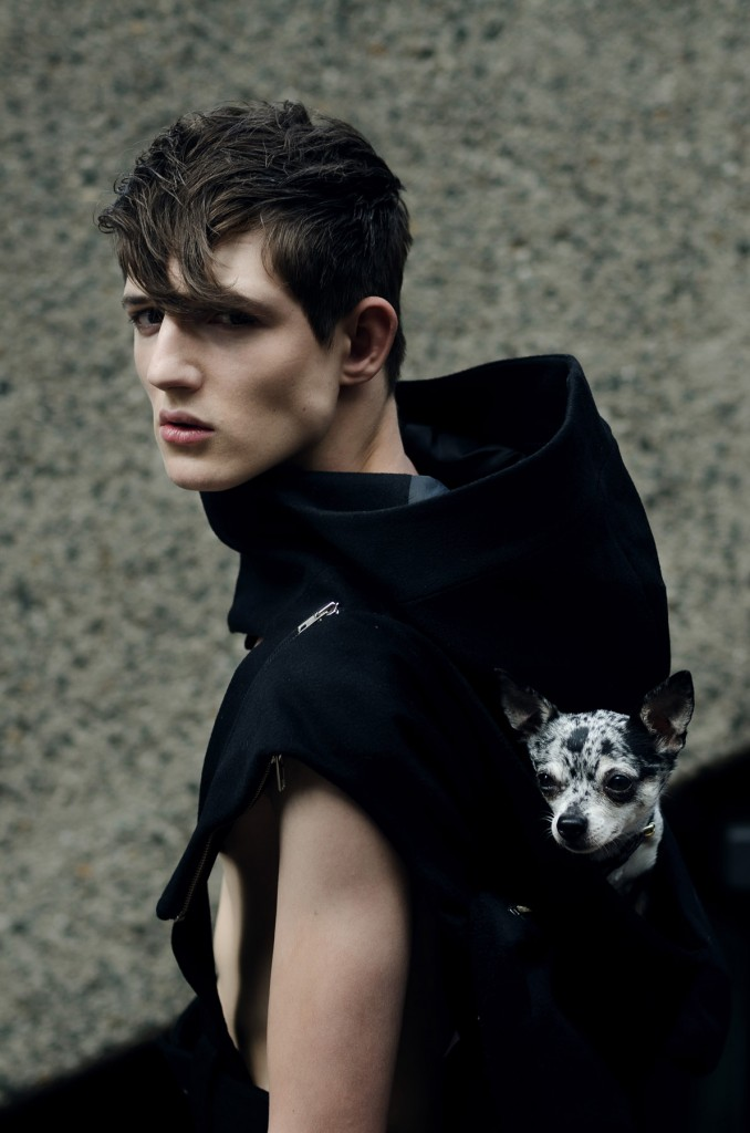 FUGITIVE by Marion Bracqué for CHASSEUR MAGAZINE