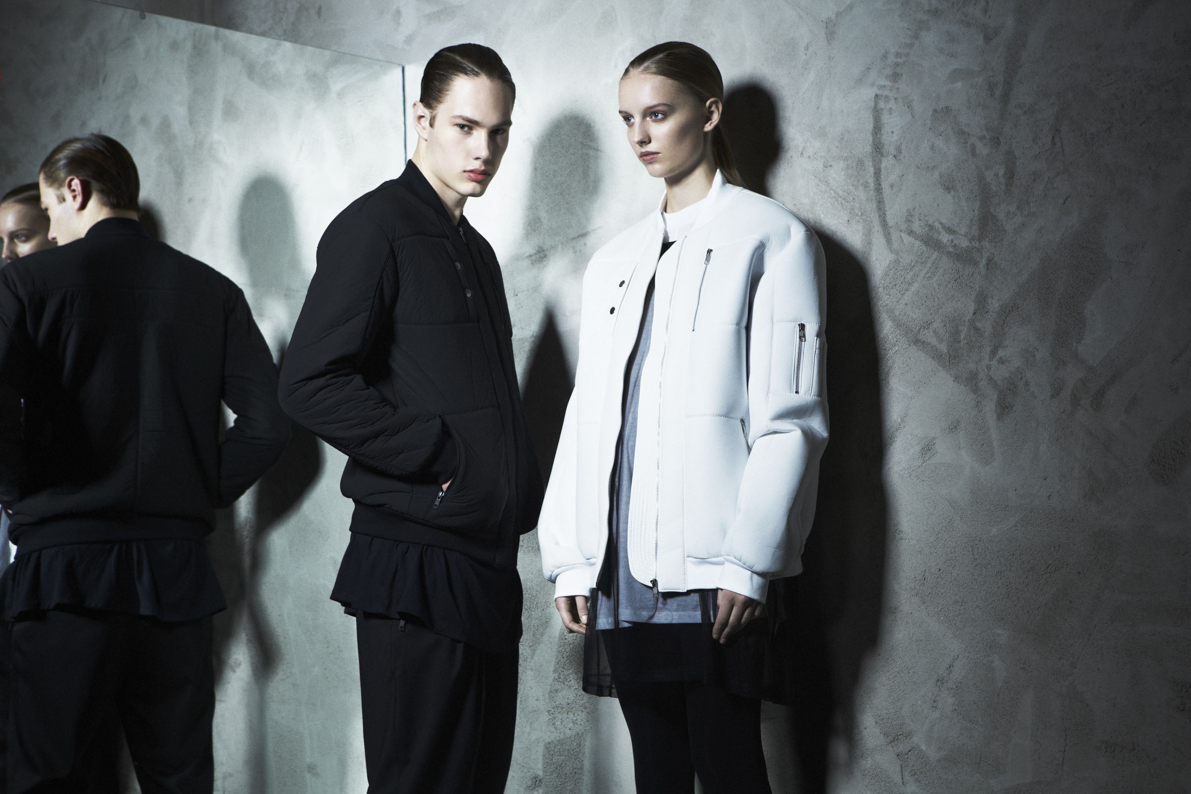 ODEUR 2014 Autumn Winter Collection
