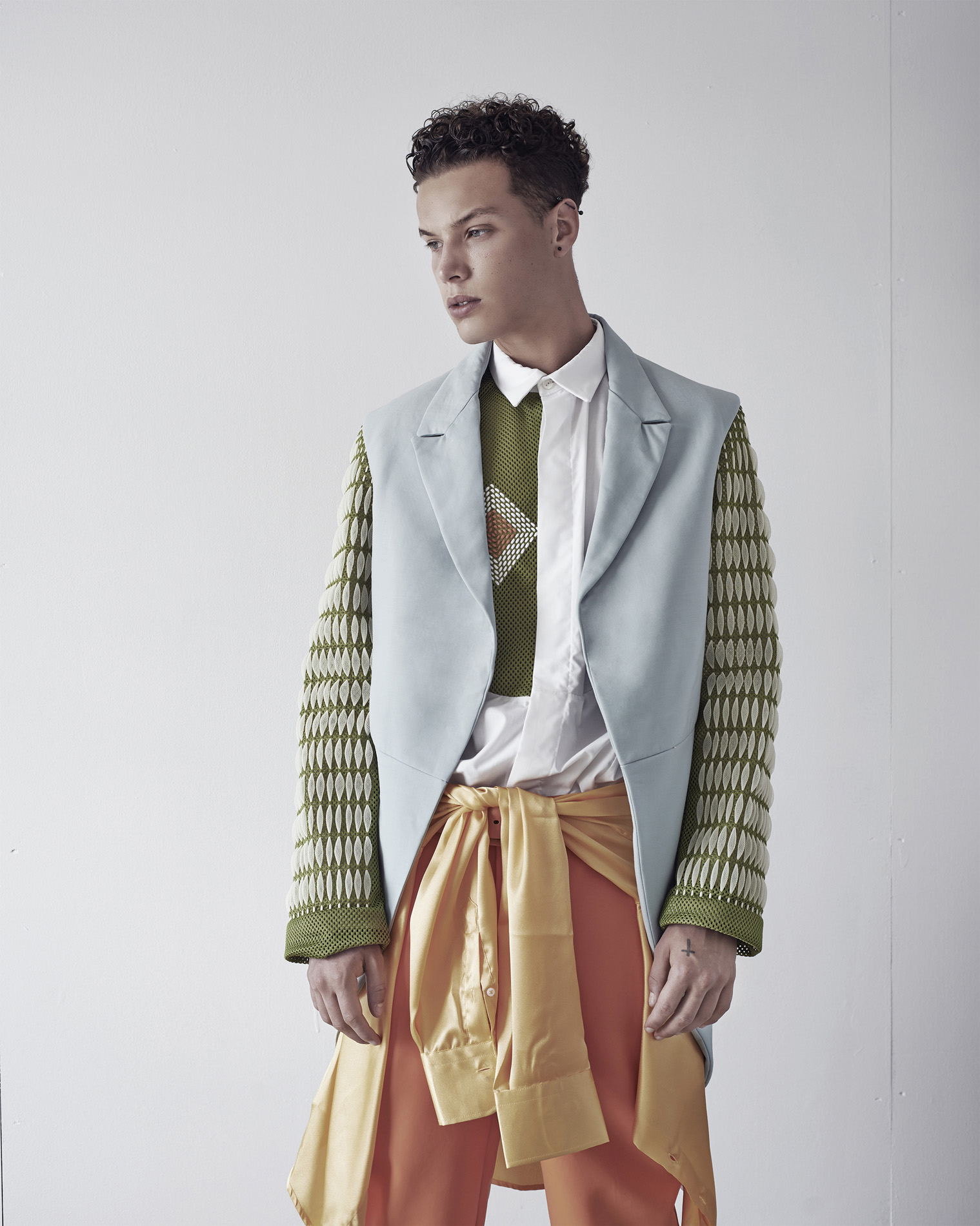 Daniel by Ester Keate for CHASSEUR MAGAZINE
