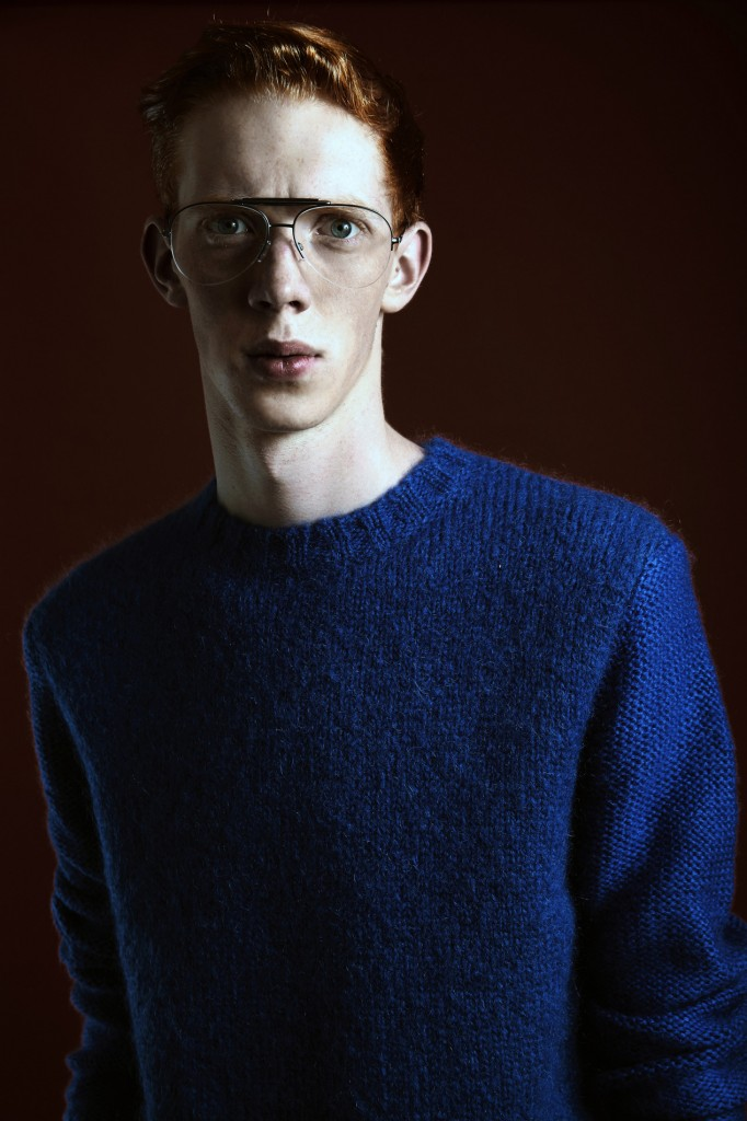 Red Wave by Krzysztof Wyzynski for CHASSEUR MAGAZINE