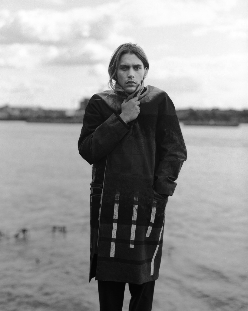 NOMAD - Biu Rainey by Aiden Jordan for CHASSEUR MAGAZINE
