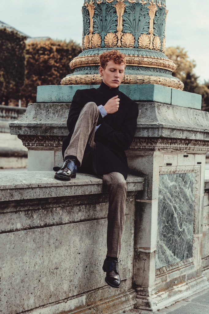 Parisian Song by Ben Fohrer for CHASSEUR MAGAZINE