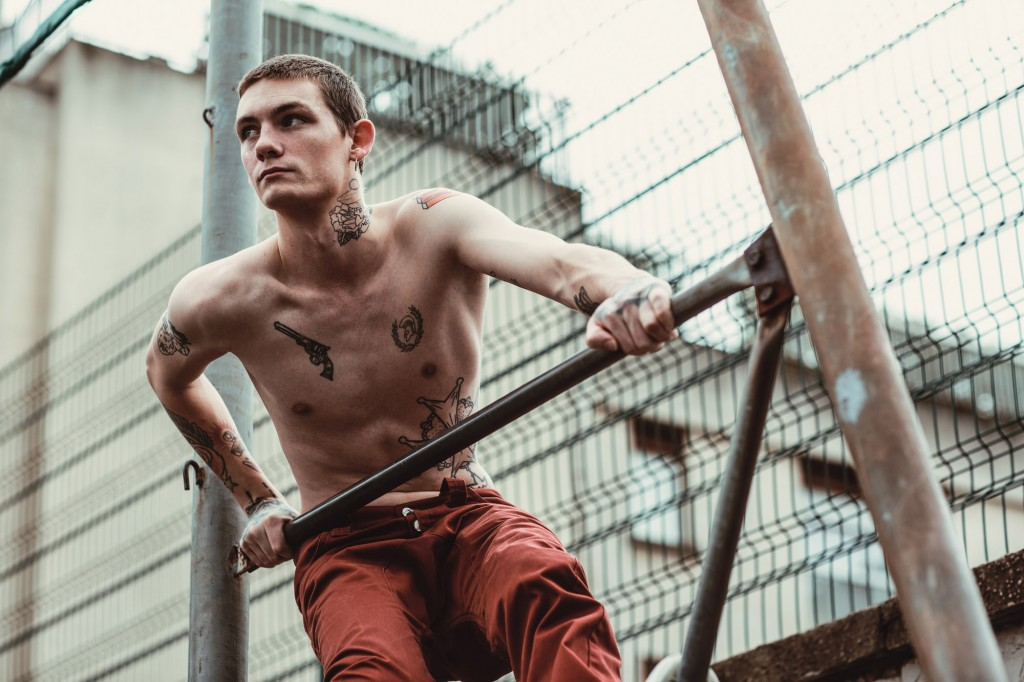 Paul by Ben Fohrer for CHASSEUR MAGAZINE