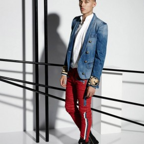 BALMAIN 2015 Spring Summer Collection (10)