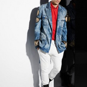 BALMAIN 2015 Spring Summer Collection (18)