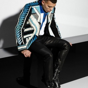 BALMAIN 2015 Spring Summer Collection (5)