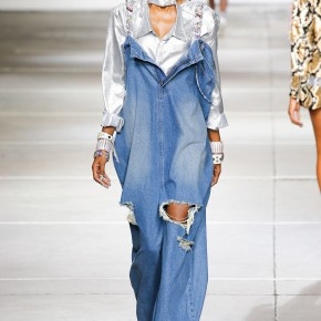 LONDON FASHION WEEK -  ASHISH 2015 Spring Summer Collection (15)