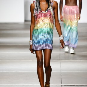 LONDON FASHION WEEK -  ASHISH 2015 Spring Summer Collection (2)