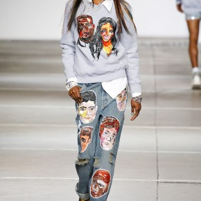 LONDON FASHION WEEK -  ASHISH 2015 Spring Summer Collection (31)