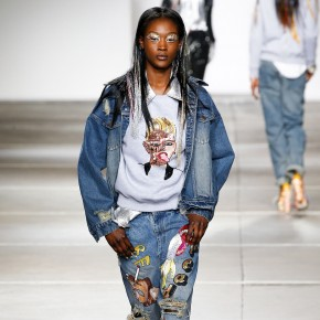 LONDON FASHION WEEK -  ASHISH 2015 Spring Summer Collection (32)
