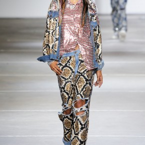 LONDON FASHION WEEK -  ASHISH 2015 Spring Summer Collection (9)