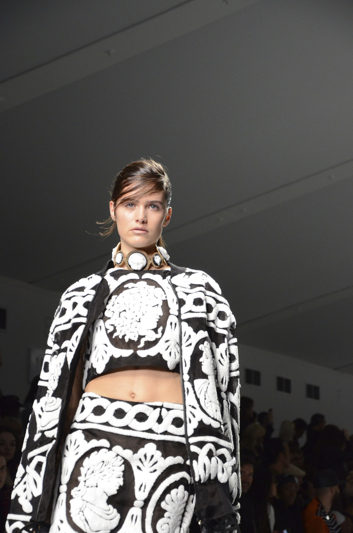 London Fashion Week KTZ 2015 Spring Summer Collection -CHASSEURMAGAZINE