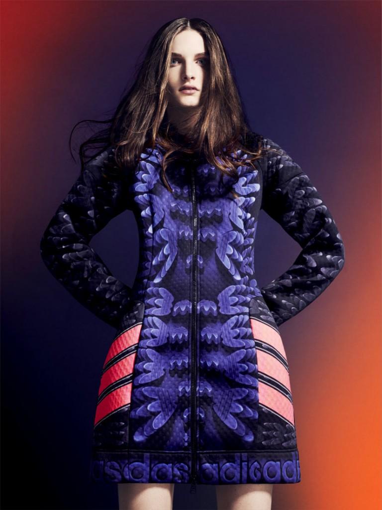 Mary Katrantzou x Adidas Originals 2014 Autumn Winter Collection
