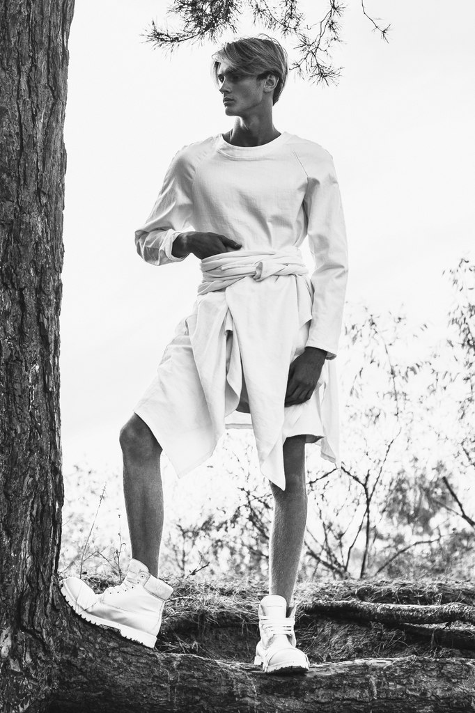 Alex Lunyov by Yaroslav Bugaev for CHASSEUR MAGAZINE