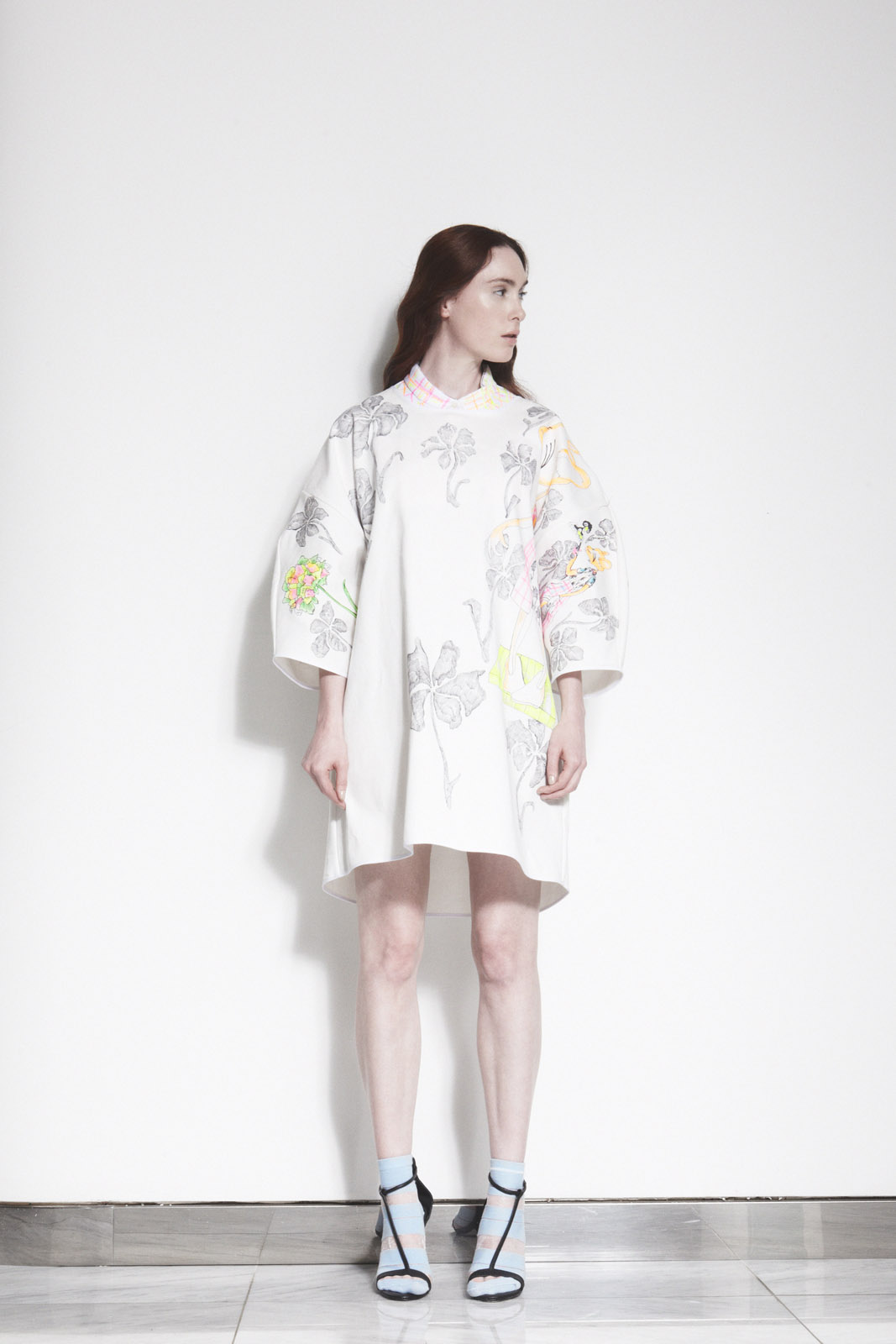 David Longshaw 2015 Spring Summer Collection