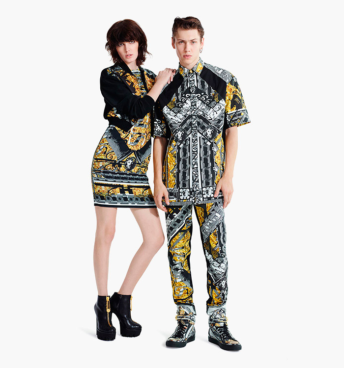 VERSUS VERSACE 2015 Spring Summer Collection