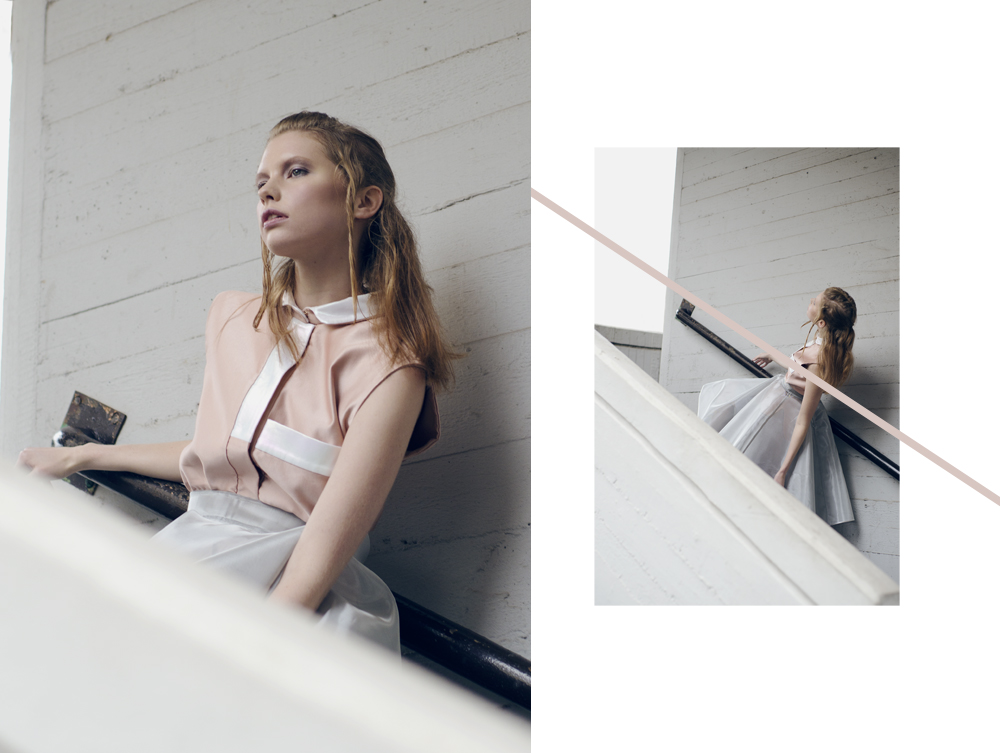 Atmosphere by Manuela Iodice for CHASSEUR MAGAZINE