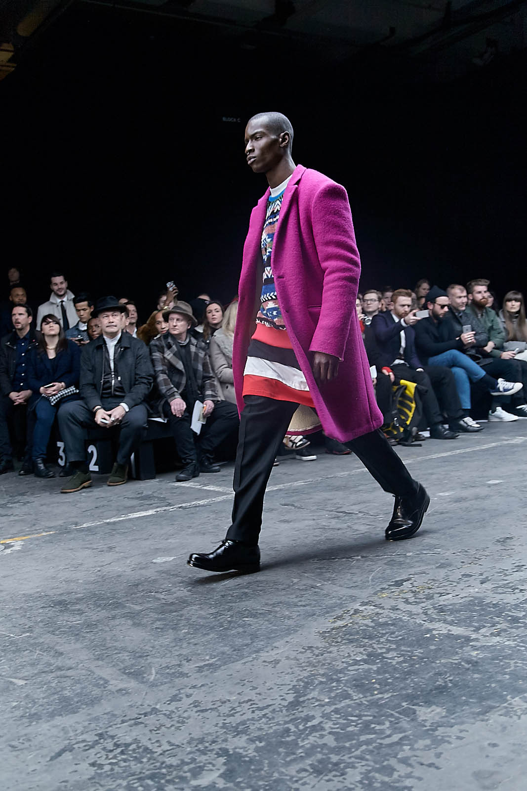 Casely-Hayford 2015 Autumn Winter London Collections © CHASSEUR MAGAZINE