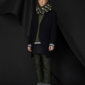 Munsoo Kwon 2015 Autumn Winter Collection (5)