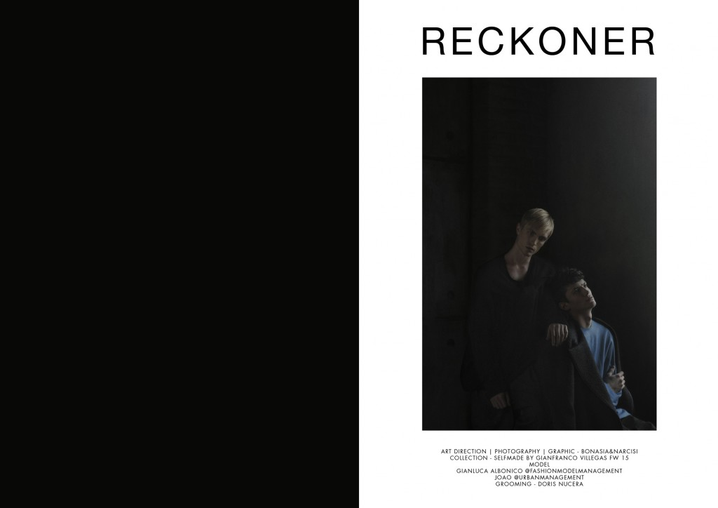 Reckoner by Bonasia and Narcisi for CHASSEUR MAGAZINE