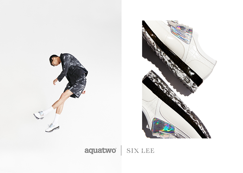 SIX LEE X AQUA TWO 2015 Capsule Collection